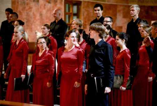 Youth Choir Balsis - Riga (Lettonia)
